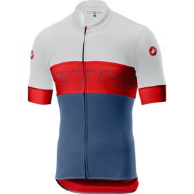 Castelli Prologo VI Kortærmet cykeltrøje Herrer farverig